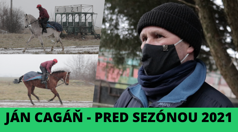 Ján Cagáň: Novinky zo stajní slovenských trénerov