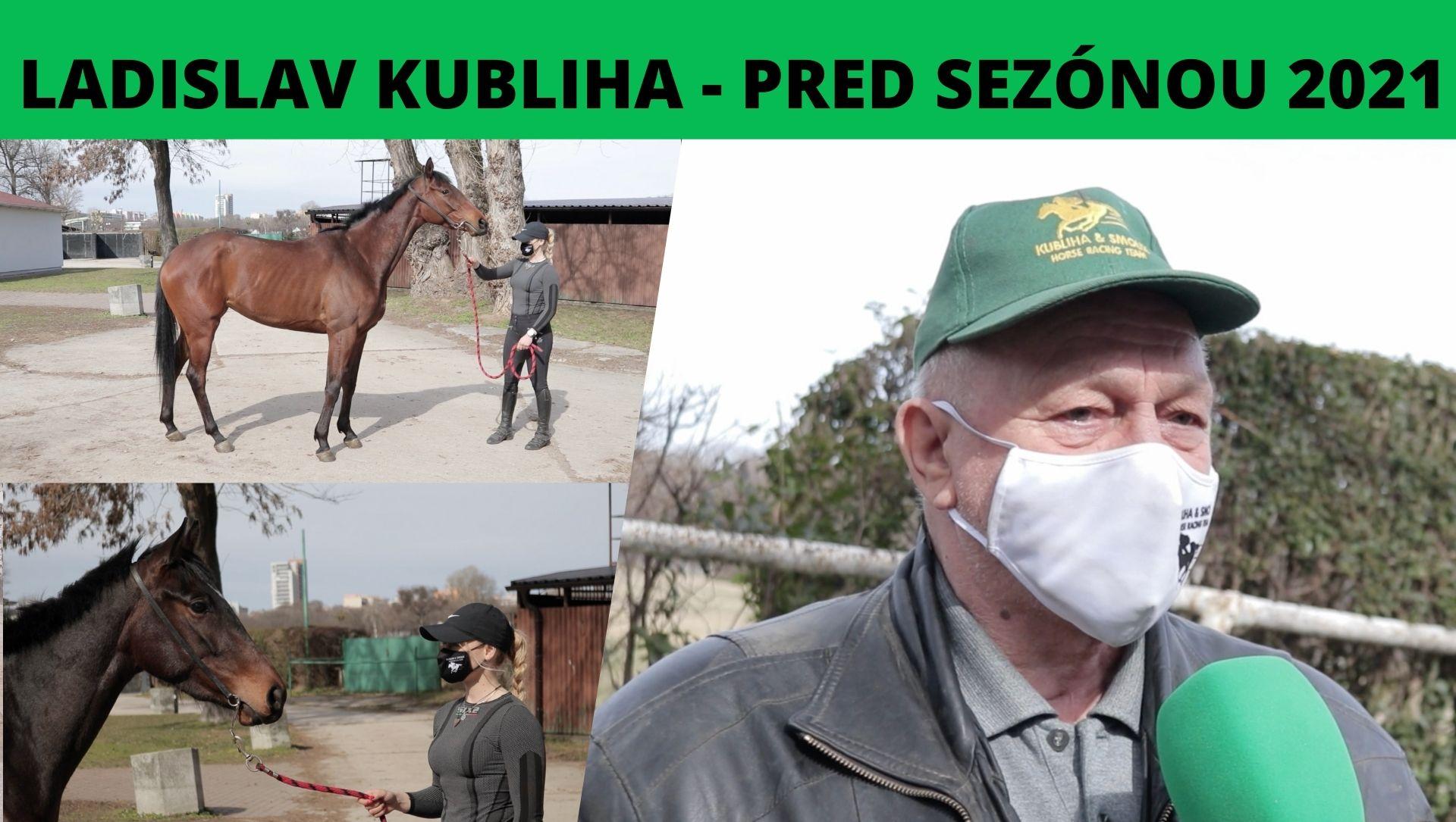 Ladislav Kubliha: Novinky zo stajní slovenských trénerov