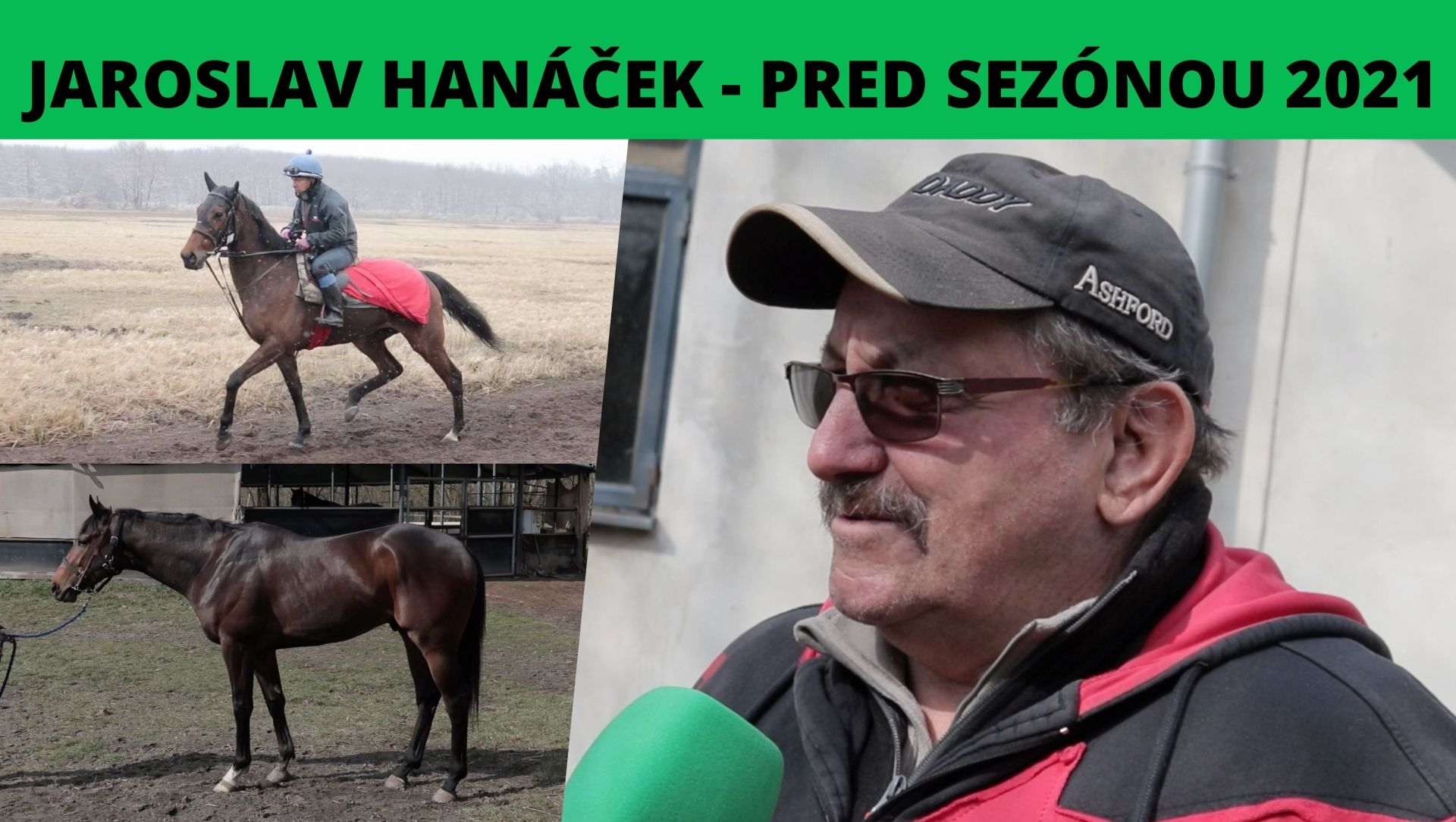 Jaroslav Hanáček: Novinky zo stajní slovenských trénerov