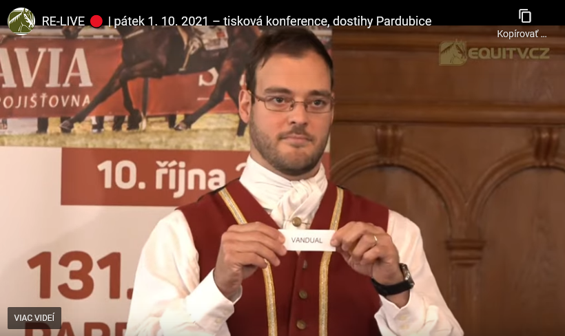 Štyri slovenské kone sa postavia na štart 131. Veľkej pardubickej